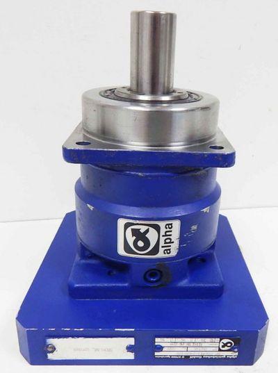 Alpha Getriebe SP 075-MF1-7-030-000 Aufsteckgetriebe-used- – Bild 1
