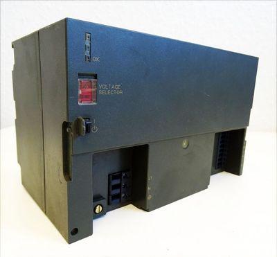 Siemens SITOP Power10 6EP1 334-1SL11 6EP1334-1SL11 E: 02 -ohne Frontdeckel/used- – Bild 1