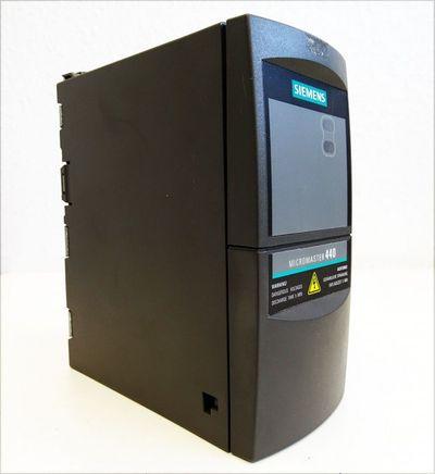 Siemens Micromaster 440 6SE6440-2UC12-5AA0 0.25kW E: A03/1.16 -used- – Bild 1