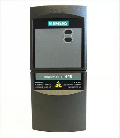 Siemens Micromaster 440 6SE6440-2UC11-2AA0  0.12kW E: A03/1.16 -used- – Bild 2