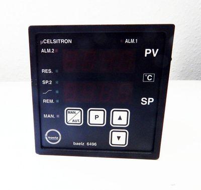 Baelz µ-Celsitron 6496/1-2.4-230 Mikroprozessor-Temperaturregler  - used - – Bild 1