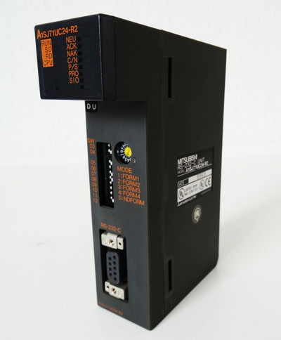 Mitsubishi A1SJ71UC24-R2 RS-232-C Unit -used- – Bild 1