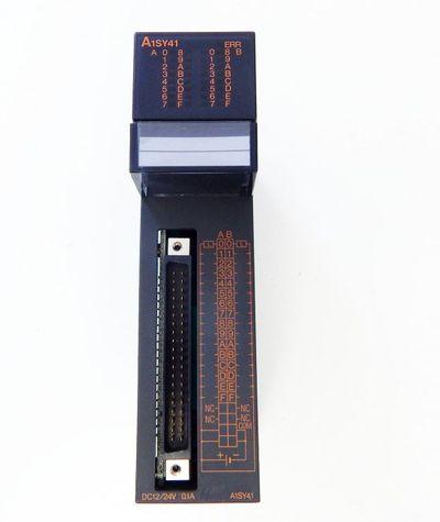Mitsubishi A1SY41 SPS Output - Unit  - used - – Bild 2