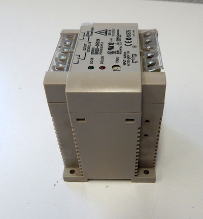Omron S82K-05024 Power-Supply 24V DC 2,1 A  - used - – Bild 3
