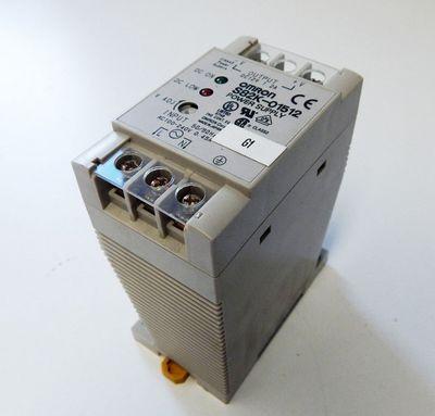 Omron S82K-01512 Power-Supply 12V DC 1,2A  - used - – Bild 1