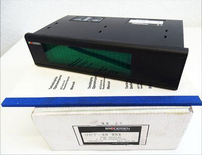 BRODERSEN Control Systems UCT-30 924  UCT30924 Rev. G/1.05 -unused/OVP- – Bild 1