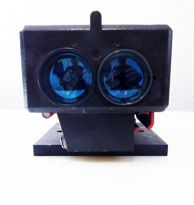 Leica Distomat Wild DI 3010S  Laser-Entfernungsmesser  12V TTL   - used - – Bild 2