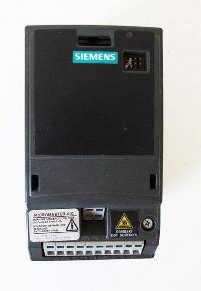 Siemens Micromaster 410 6SE6410-2BB11-2AA0 6SE6 410-2BB11-2AA0 E: A04/1 03 -used – Bild 2