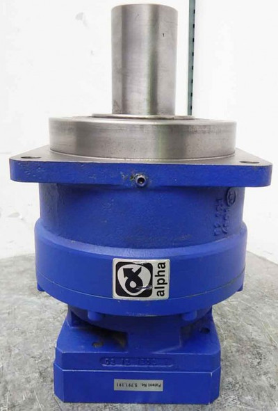 Alpha SP 180-MF2-40-020-000 Getriebe -used- – Bild 1