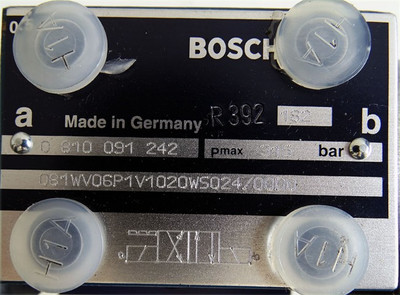 BOSCH 081WV06P1V1020WS024/0000 pmax 315 bar -unused- – Bild 3