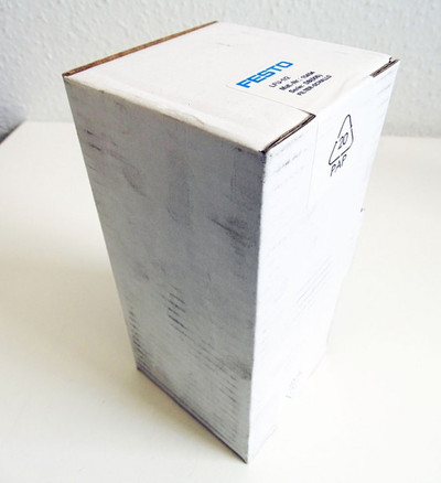 Festo LFU-1/2 Mat. Nr. 10494 Filter-Schalld -sealed- – Bild 1
