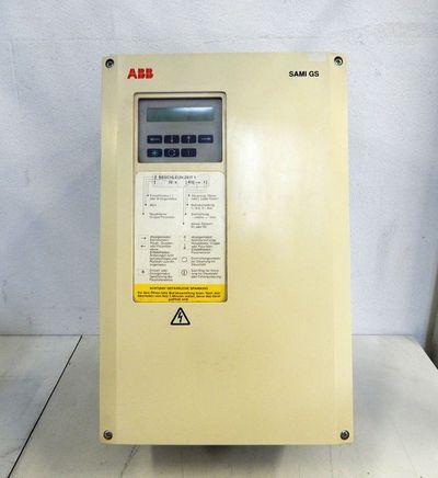 ABB SAMI GS Frequenzumrichter ACS501-020-5-00P200000 500V 24/31A  - used - – Bild 1
