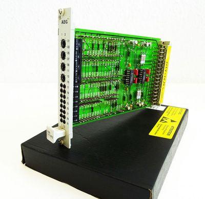 AEG 029.1111 872  0291111872 Steckkarte -used/OVP- – Bild 1