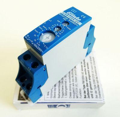 Eltako Electronics EAW12DX-UC 23001702 Analog einstellbares Zeitrelais -unused/OVP- – Bild 1