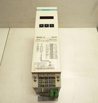 Siemens Master-Drive Simovert PX 6SE6013-1AA00 6SE60131AA00  GS: 07  - used - – Bild 1