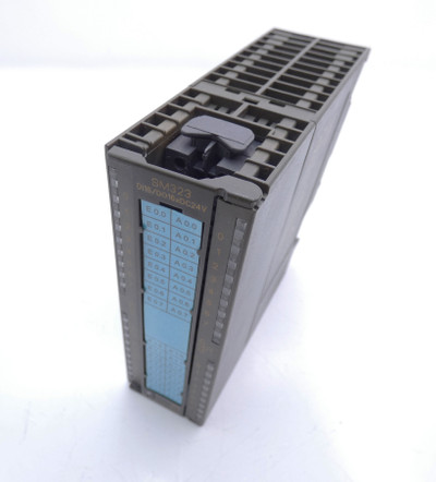 Siemens 6ES7 323-1BL00-0AA0 6ES7323-1BL00-0AA0 E-Stand: 04 -used- + Connector – Bild 1
