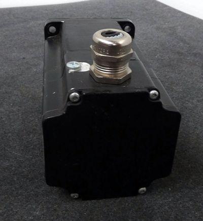 Siemens Simostep 1FL 3042-0AC31-0BK0  1FL30420AC310BK0 Schrittmotor  -used- – Bild 4