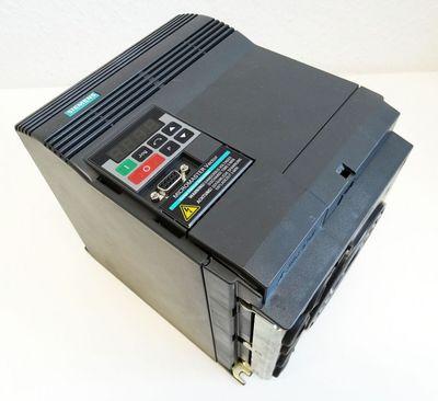 Siemens Micromaster Vector 6SE3221-0DC40  6SE 3221-0DC40 E: D04 -used- – Bild 1