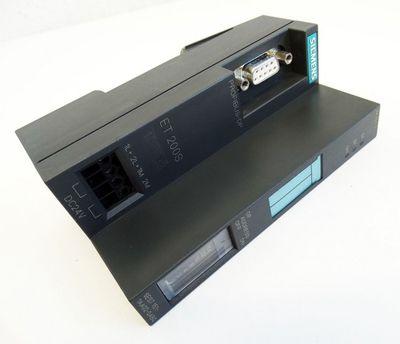 Siemens Simatic 6ES7 151-1AA02-0AB0 6ES7151-1AA02-0AB0 E: 3 Profibus DP -used- – Bild 1