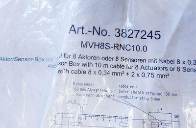 Murr Elektronik 3827245 MVH8S-RNC10.0  Aktor/Sensor-Box 10m - unused - in OVP – Bild 2