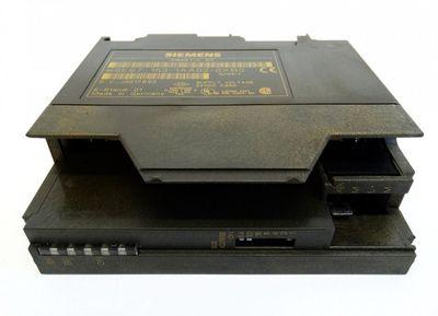 Siemens Simatic 6ES7 153-1AA02-0XB0 6ES7153-1AA02-0XB0 E: 01 -used/Deckel fehlt- – Bild 2
