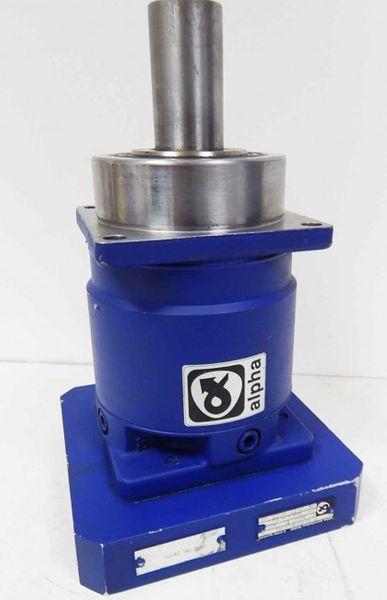 Alpha Getriebe SP100-MF2-16-031-000 -used- – Bild 1