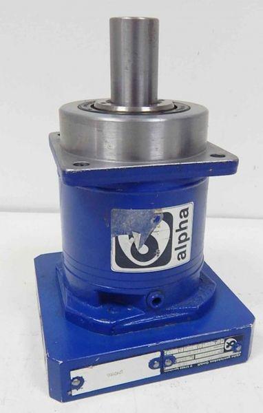 Alpha Getriebe SP 075-M1-10 E Aufsteckgetriebe -used- – Bild 1