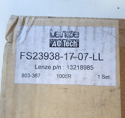 Lenze AC Tech FS23938-17-07-LL  P/N. 13218985 EMC-Filter 16A  -unused/OVP- – Bild 3