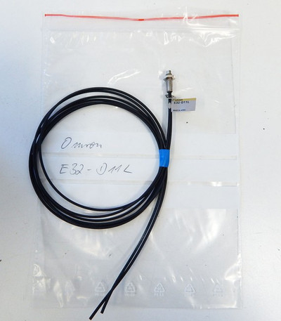 Omron E32-D11L Photoelectric Switch Fiber-Unit Lichtleiter   - unused -  – Bild 1