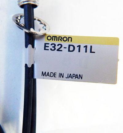Omron E32-D11L Photoelectric Switch Fiber-Unit Lichtleiter   - unused -  – Bild 2
