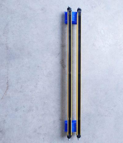 Sick C4000 Lichtschranke C40E-1201DA010&C40S-1201DA010 Sender&Empfänger -used - – Bild 1