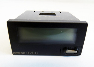 Omron H7EC H7EC-N-B Total Counter -unused/OVP- – Bild 2