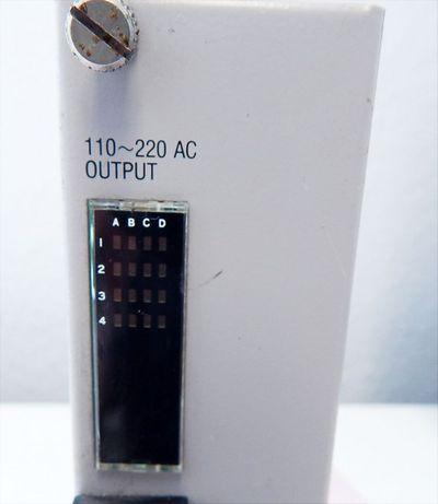 Siemens/Texas-Instrument  TI 505-4816 110-220V AC-Output -used - – Bild 3