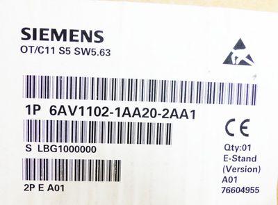 Siemens COROS 6AV1102-1AA20-2AA1 6AV1 102-1AA20-2AA1 OT-C11/5 HW: A0 -unused/OVP – Bild 3