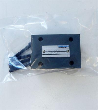 Mannesmann Rexroth 316232 Abschlussplatte - unused -  – Bild 1