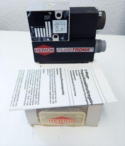 Herion Fluidtronik 4089210 Proportionaldruckregelventil  - unused - in OVP – Bild 1