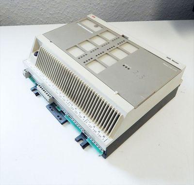 ABB Master  DSDX 452  Basic I/O Unit  Halterung fehlt   - used - – Bild 1