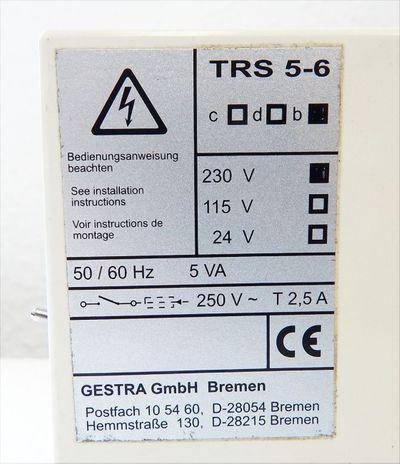 Gestra TRS 5-6 b TRS5-6b Sicherheitstemperatur-Begrenzung 230V -used- – Bild 3