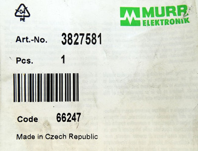 Murr Elektronik MVP8 Anschlussverteiler Art. Nr. 3827581 -sealed- – Bild 3