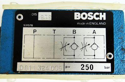 BOSCH 0 811 324 005  0811324005 P=250 bar -used- – Bild 3