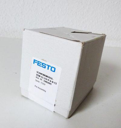 FESTO DSM-12-270-P-A-B-CS 1982091 Schwenkmodul -sealed- – Bild 1