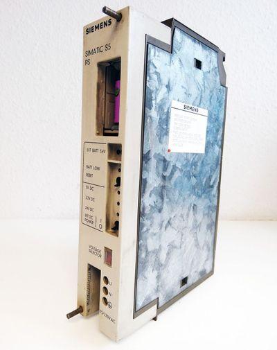 Siemens Simatic S5 E220G5/3WRGD DIN 41752 Modular Power Supply -used- – Bild 1