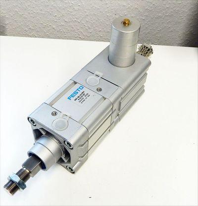 Festo DNC-80-10-PPV-A-Q-S2-KP Zylinder & Feststellpatrone KP-25-5000  - unused - – Bild 1