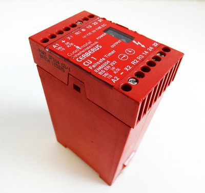 Guard Master CU1 EN60204 Failsafe Timer -used- – Bild 1