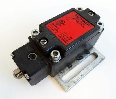 Euchner NZ1WO-3131-M  NZ1WO3131M Sicherheitsschalter -used- – Bild 1