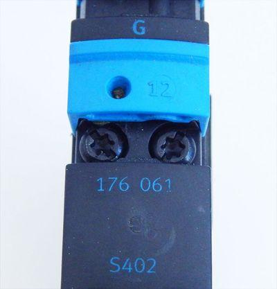 Festo CPV18-M1H-5/3GS-1/4 Magnetventil No:176061 -used -  – Bild 3