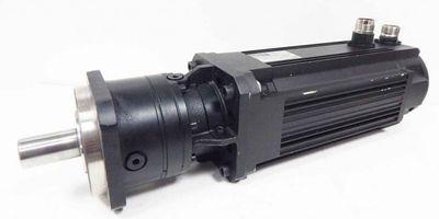 Prommess Servomotor DSM4-11.3-20R.96-1AA+Vogel-Getriebe MPSO I=4,0 -used- – Bild 1