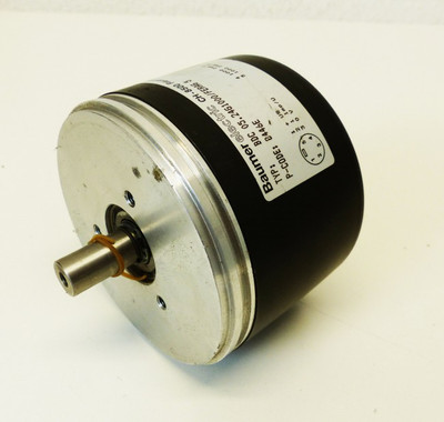 Baumer electric BDC 05.24G1000/FERAG 5 BDC05.24G1000/FERAG 5 -used-  – Bild 1