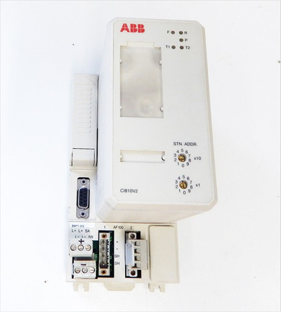 ABB CI810V2  Field - Communication - Interface  Vers:CI810-SW*1.3/0  - used - – Bild 3