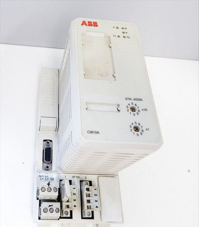 ABB CI810A Field - Communication - Interface  Vers: CI810-SW*1.5/0   - used - – Bild 3